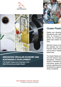 Folder Plastics and Chemistry Brandenburg