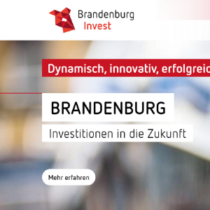 Screenshot Brandenburg Invest